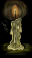 Candle by hassn19