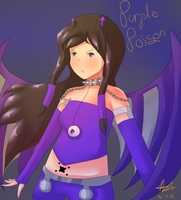 Request: Purple Poison by AlyssatheWolf1