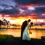 Hawaii, the sunset wedding by alierturk