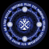 Kamen Rider Wizard Water Style Circle by Isamu00