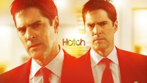 Agent of FBI Aaron Hotchner by Anthony258