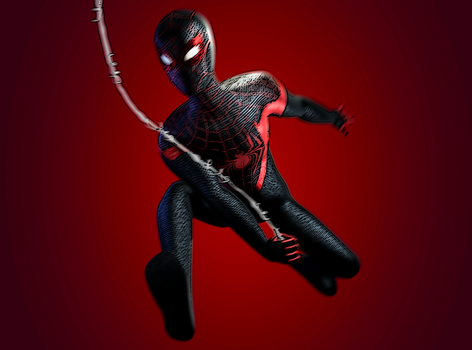 Ultimate Spider-Man! by HeroGollum