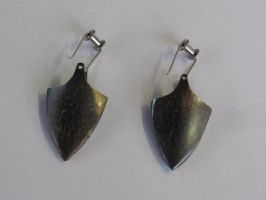 Arrowhead earrings by timjo