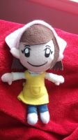Cooking Mama Doll by thesqueaky