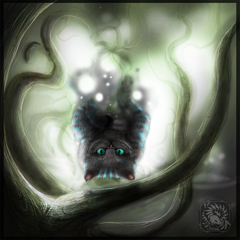 Cheshire Cat by AverrisVis