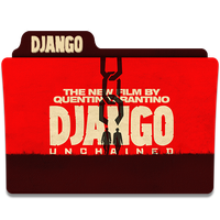 Django Unchained folder icon by Andreas86