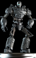 Liberty Prime MK-II by Yare-Yare-Dong