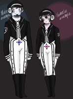 Music Kingdom Military Uniform by Ask-MusicPrincess3rd