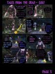 Tales from the DEAD - Golf - 5 by Wizard101DevinsTale