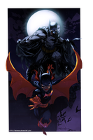 Bats by themnaxs