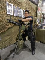 Phoenix Comicon 2014 The Punisher (2) by Demon-Lord-Cosplay