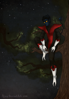 Nightcrawler by 7Lisa