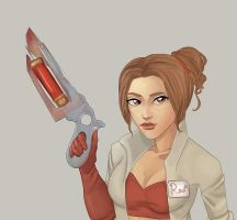 Team Red Medic Commission by propensity