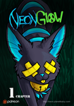 Neon Glow Chpater 1 Cover by AlkseeyaKC