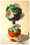 Margarite Quilling Tree by Artistically-DE