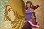Legend of Wan and Korra by chocowaffle