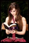With one of my favourite book by EnjiNight