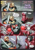 Transformers MTMTE: Face Value by ShadowApook