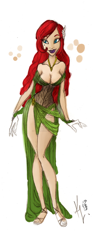 Persephone Redesign Color WIP