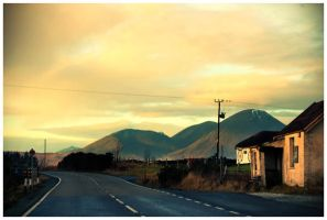 Isle of Skye - Broadford by globalsinner