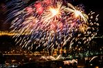 Montreal Internation fireworks 2016 by K-liss