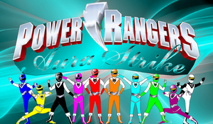 Power Rangers Aura Strike for DerpMP6 by rangeranime