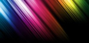 Colorful background lights by DuckFiles