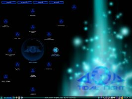 AstonDesktop Skin - Hydrolysis by TidalNight