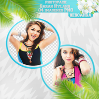 Pack Png #23 ~Sarah Hyland~ by juliahs1D