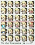Many Expressions of Link edit by BettyKwong
