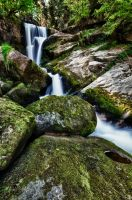 Triberg Waterfall HDR 05 by Creative--Dragon