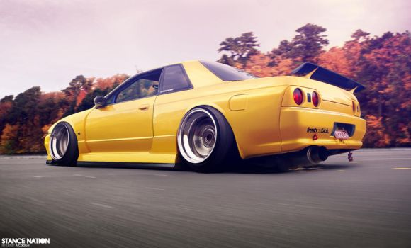 Stanced, Deepdish R32 by ATC-Design
