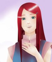 Kushina by EnmaKatsuki007