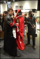 Tech Priests by MJ-Cosplay