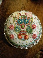 Day of the Dead Cake by MisScribbler