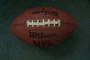 Football stock NFL by paintresseye