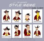 Style Meme: Gordon Jacobson by Kurvos