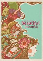 Passionately Beautiful Indonesia by noodlekiddo