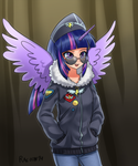 Twilight commander easy glider by RacoonKun
