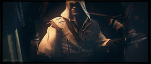 Assassin's Creed 2 - Ezio Auditore by EiL17