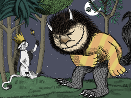 Queen of the Wild Things by x-EBee-x