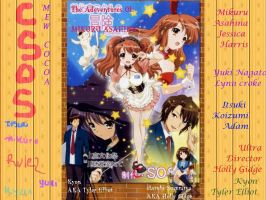 The Adventures Of Mikuru LIVE by MewCocoa
