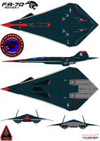 Lockheed  fa-70  Panther 2 1950 navy paint by bagera3005