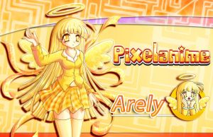 Pixelanime Girl Arely by Crizthal