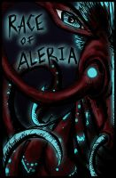 Race of Aleria: Cover by askyriandragon