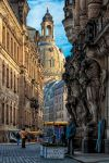 Old town of Dresden by hessbeck-fotografix