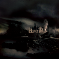 Twas A Dark And Stormy Night by intao