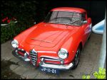 1962 Alfa Romeo 1600 Spider by compaan-art