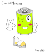 Can Of Nothing - SSMB Avatar Commission by Yeow95