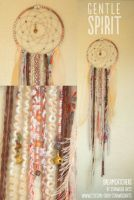 Gentle Spirit Dreamcatcher by starwoodarts